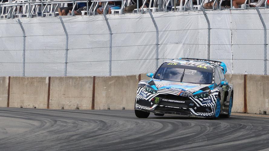 Ford Focus RS RX rallikros aracının gelişimi