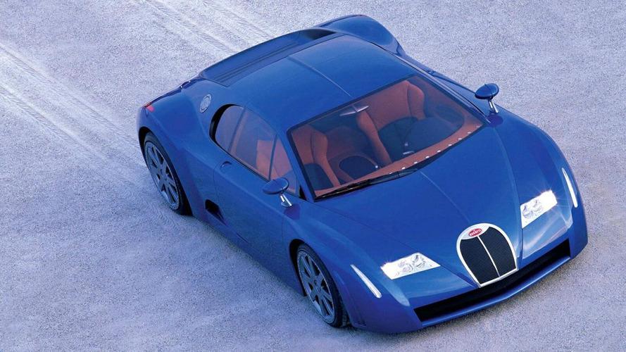 1998 Bugatti Chiron 18.3