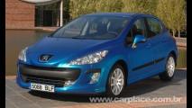 Vai demorar - Novo Peugeot 308 deve chegar ao Brasil somente em 2011