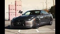 SR Auto Group Nissan GT-R Gold