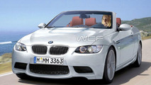 BMW M3 Coupe Cabrio artist interpretation