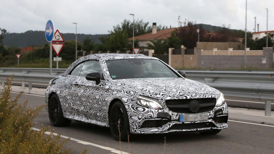 Mercedes-AMG C63 Cabriolet confirmed for New York reveal