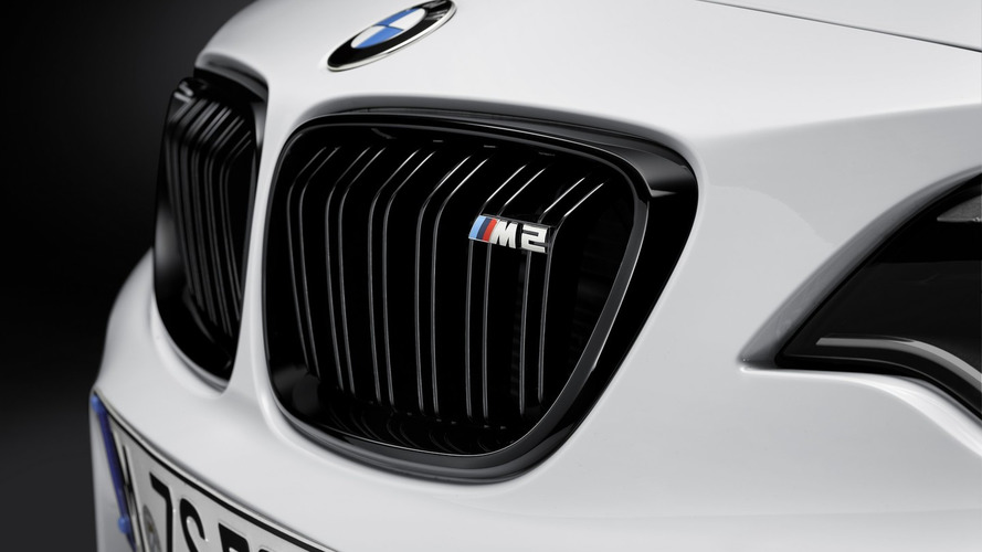 BMW M2 Coupe arrives at SEMA with M Performance parts