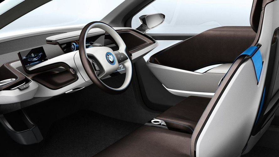 BMW i8 and i3 concepts revealed [videos]