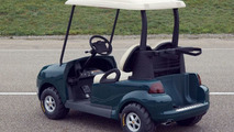 Cayenne golf car with 3.2 hp electric engine
