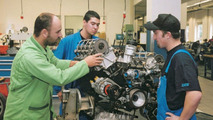 Auszubildende der BMW Group