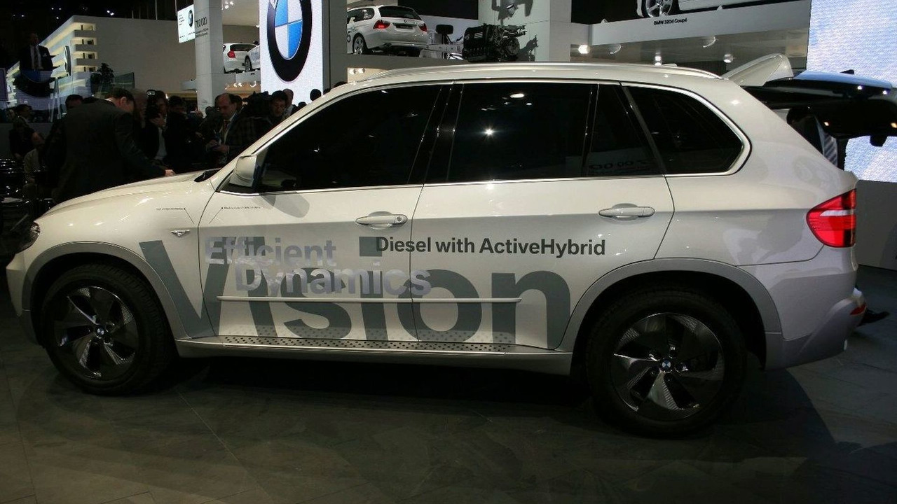 BMW Vision EfficientDynamics unveiling at Geneva