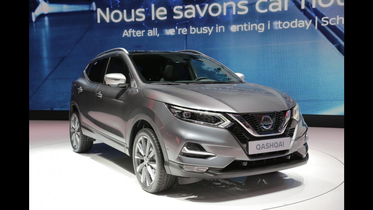 1. Nissan Qashqai