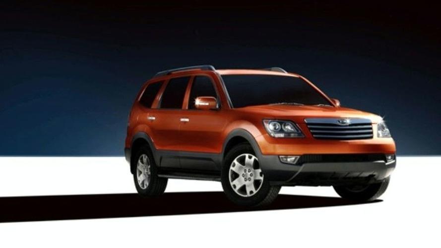 Kia to Debut Mesa-derived Borrego SUV at Detroit Show