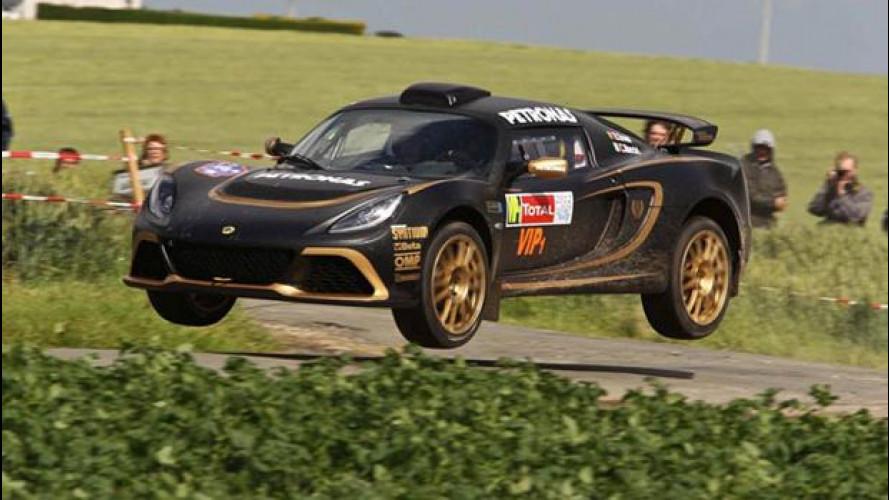 Lotus Exige R-GT: debutto in Portogallo