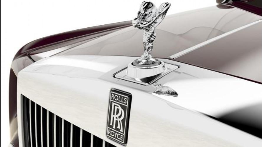 Rolls-Royce conferma la nuova cabriolet