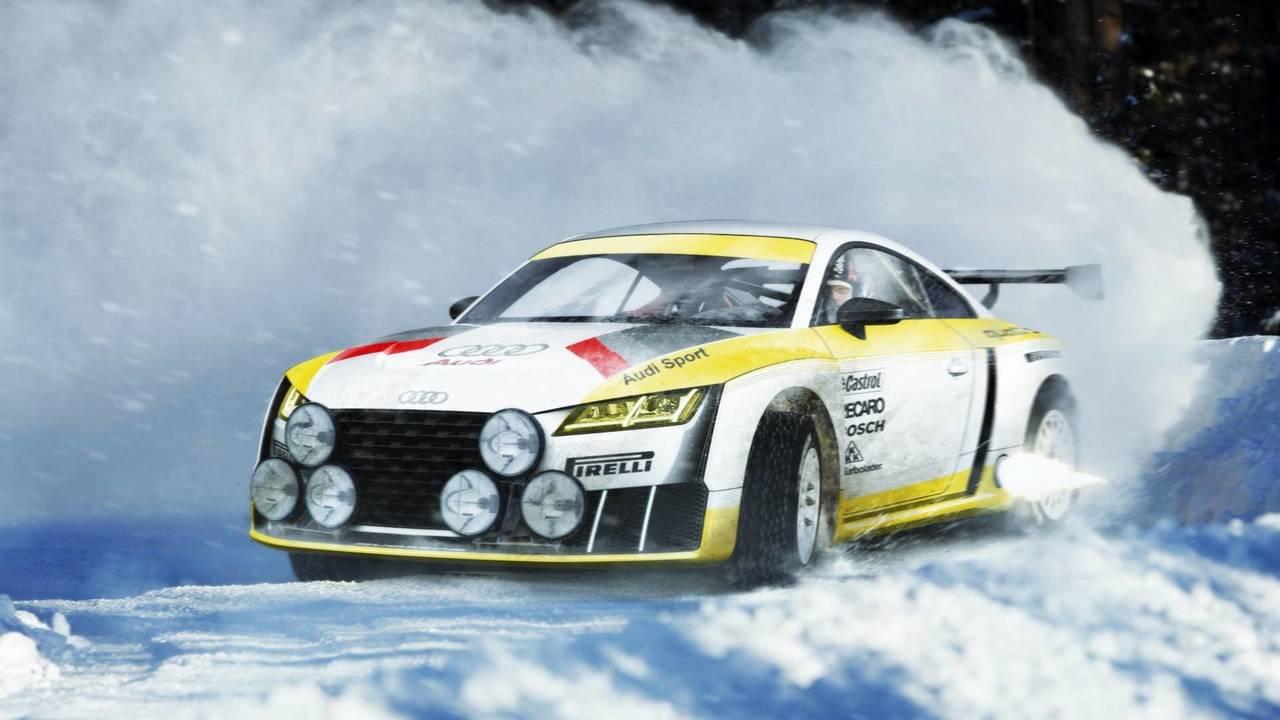 Audi TT RS Sport Quattro