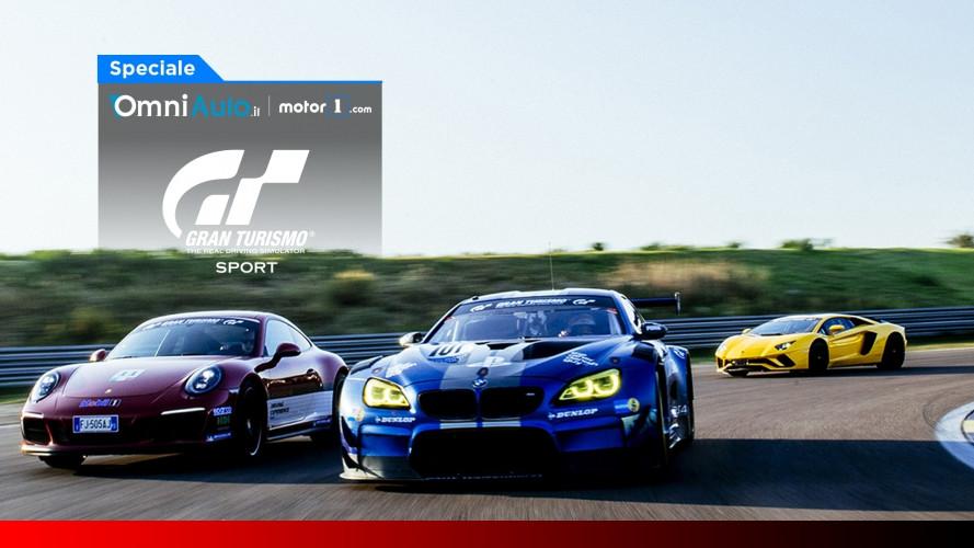 Gran Turismo Sport, il VLOG delle nostre 24 ore tra gioco e realtà