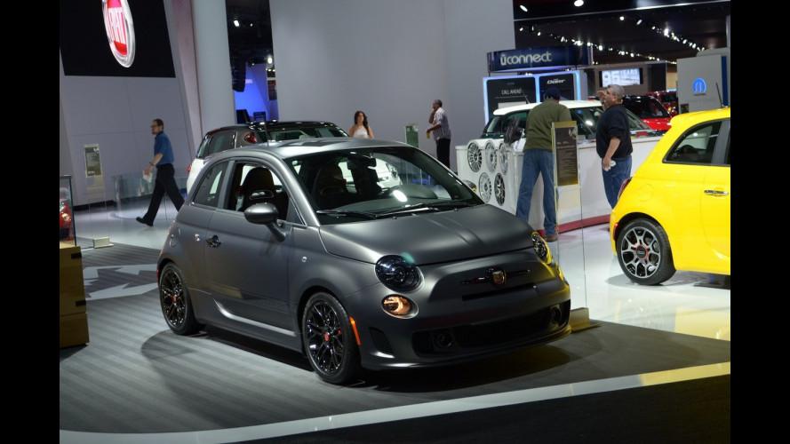 Fiat al Salone di Detroit 2013