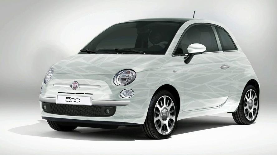 Fiat 500 Aria Concept Debuts in Geneva