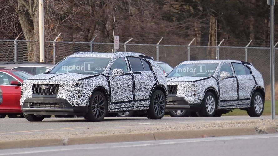 Cadillac 2019 için XT4 SUV'unun üretimine hazırlanıyor