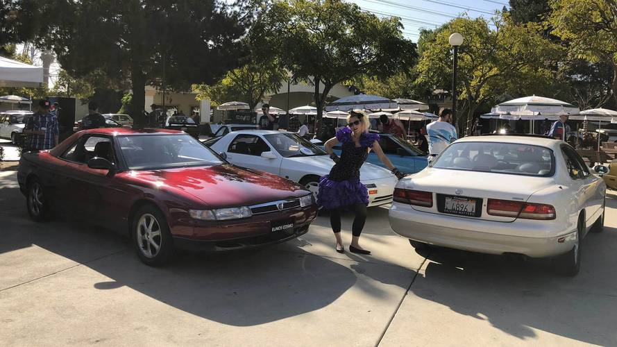 Classing Up Radwood With Vintage Mazda Luxury