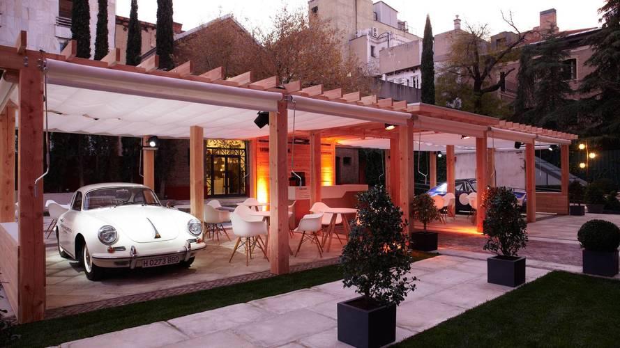 Visitez le premier Pop Up Store Porsche à Madrid