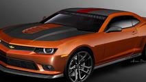 Chevrolet Camaro & SS concepts revealed for SEMA