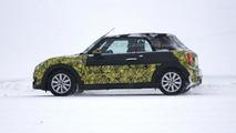2014 MINI Cooper Convertible spy photo