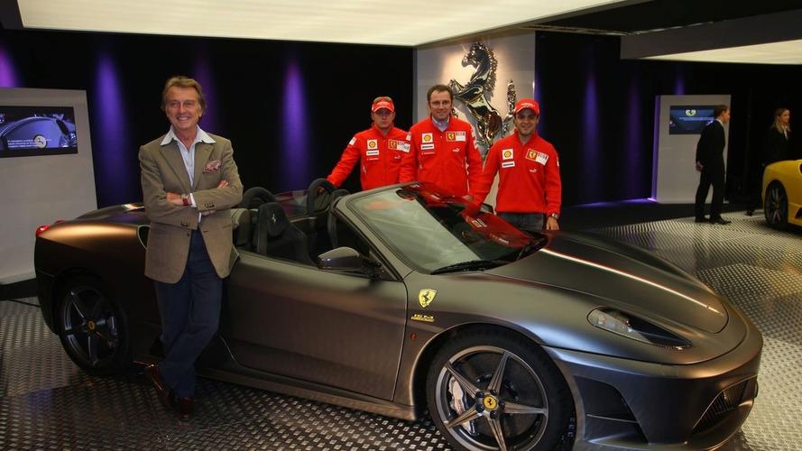 Standard F1 engine would have emptied grid - Montezemolo