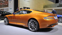 Aston Martin Virage live in Geneva - 01.03.2011