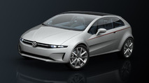 Volkswagen Tex Coupe Concept by Italdesign Giugiaro - 01.03.2011