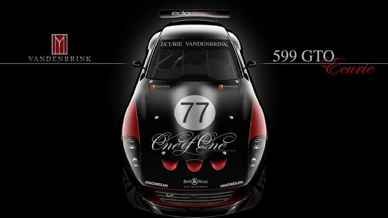Vandenbrink Design Ferrari 599 GTO Ecurie GTX