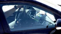 2011 VW Touareg first interior spy photos