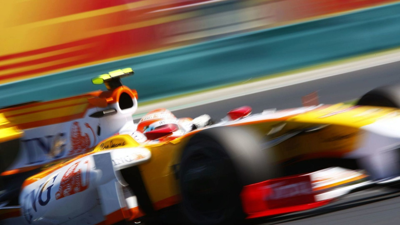 Fernando Alonso, Hungarian grand prix 2009, qualifying