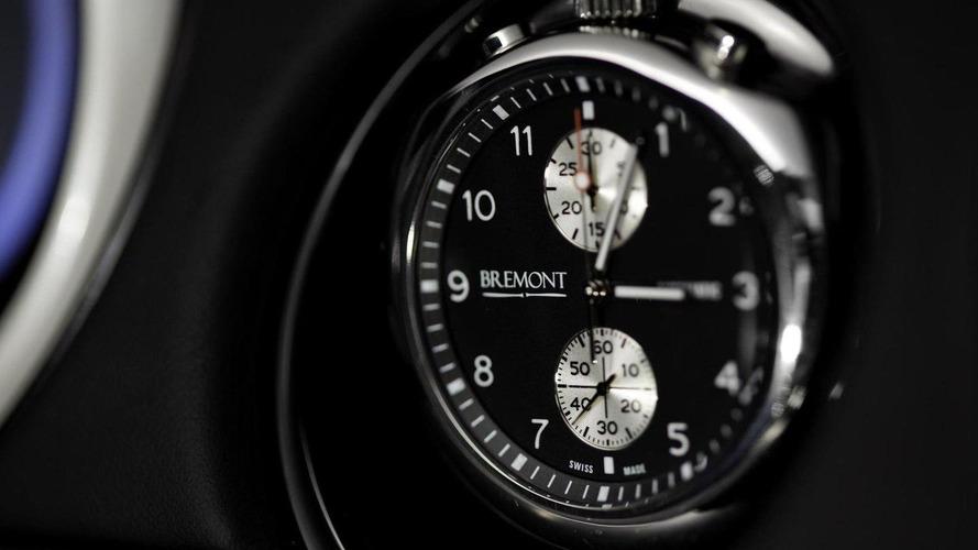 Jaguar XJ75 Platinum Concept revealed [video]