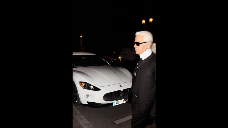 Le Maserati a Cannes