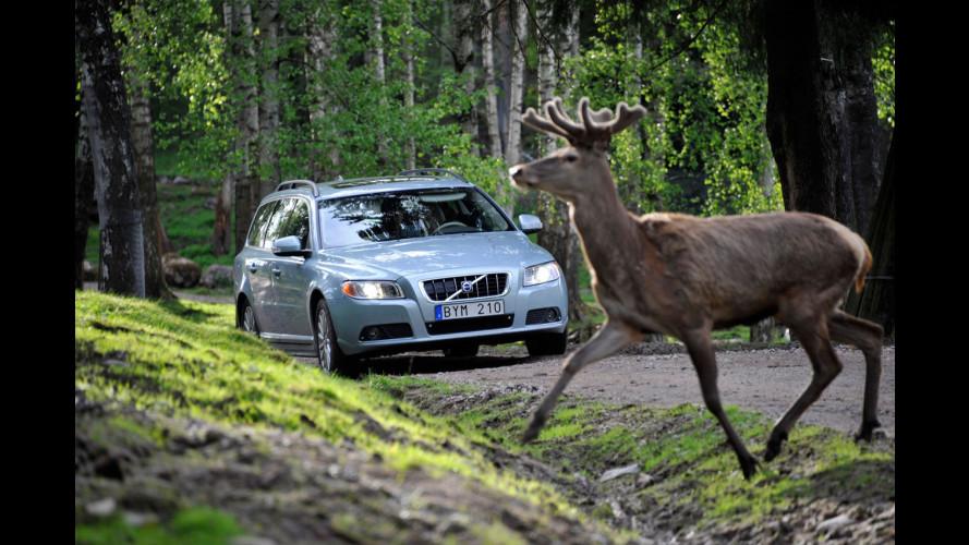 Volvo XC60: meno incidenti con il City Safety