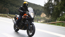 2017 KTM 1090 Adventure - First Ride