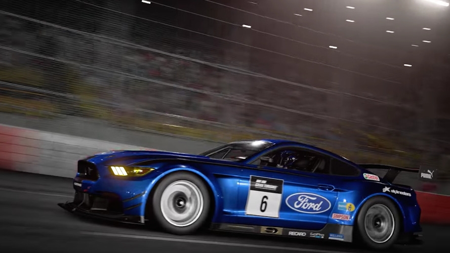 Watch the new Gran Turismo Sport trailer, closed beta begins Friday