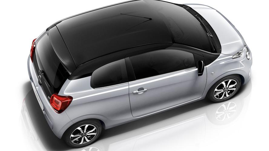 El Citroën C1 City Edition 2017, con combinaciones llamativas