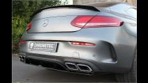 Chrometec tunt Benz-Coupé