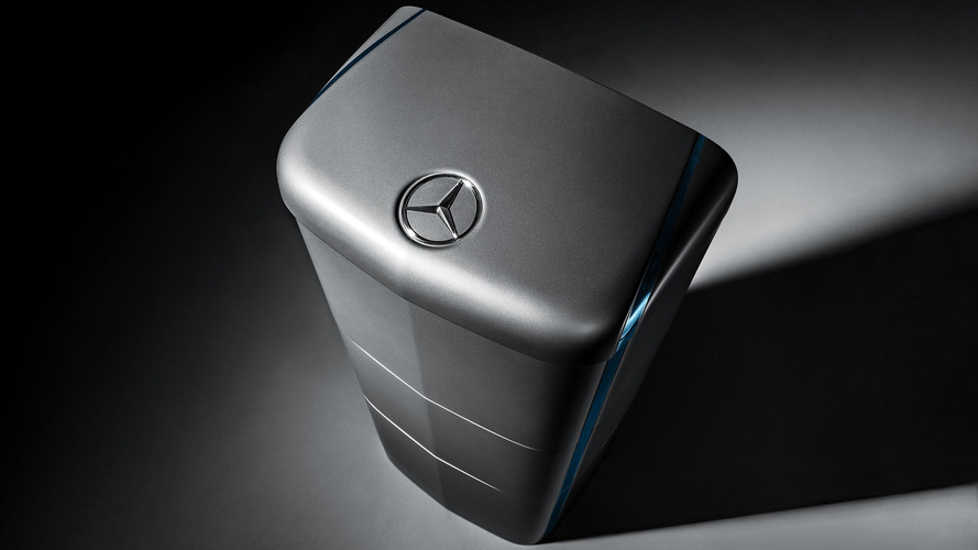 Mercedes Energy Storage Units Ready To Power U.K. Homes