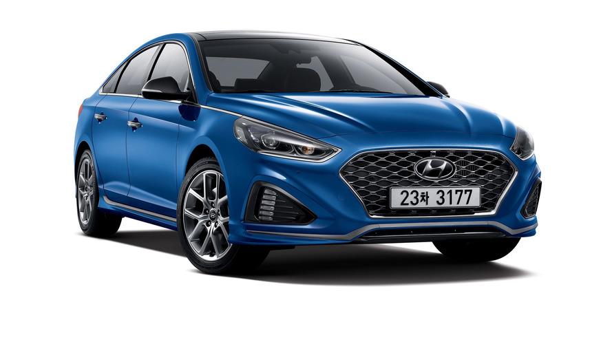 Hyundai Sonata é apresentado com novo visual e equipamentos