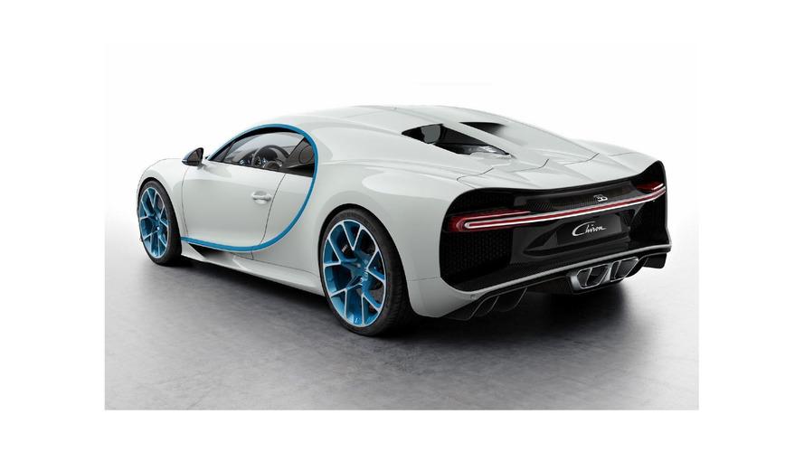 Police Cars For Sale >> 2018 Bugatti Chiron for sale photo