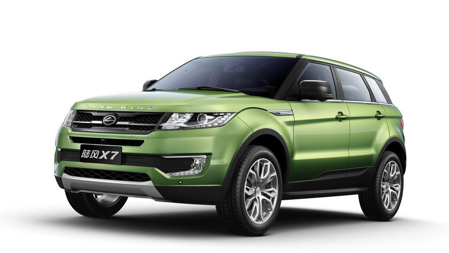 Moins de concepts Land Rover à cause des copies chinoises ?