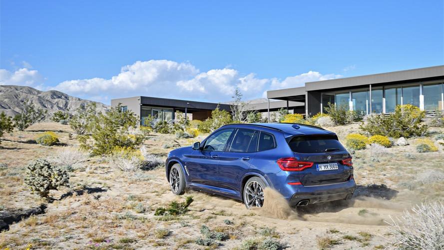 Habrá un BMW X3 eléctrico y podría llamarse iX3