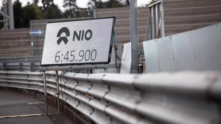 Record Nio EP9 Nurburgring