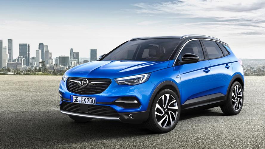 Opel - Le Grandland X entre dans la danse