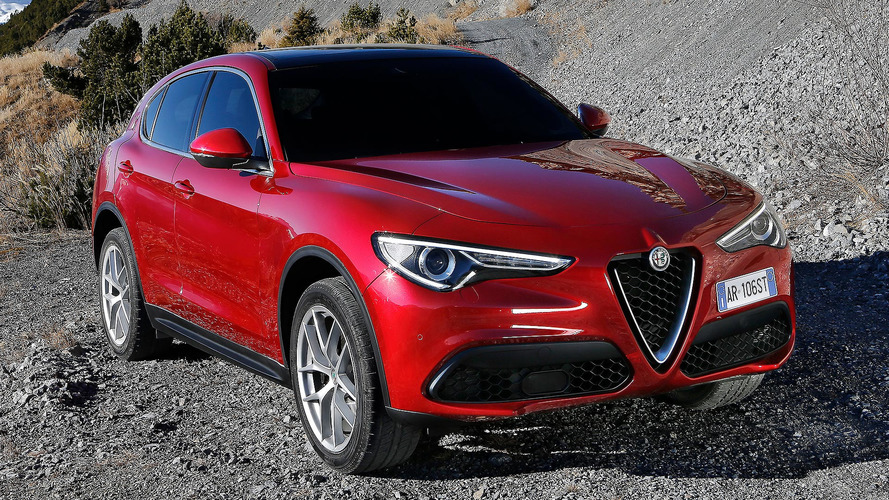 280-Hp Alfa Romeo Stelvio Entry-Level Trims Debuting in New York