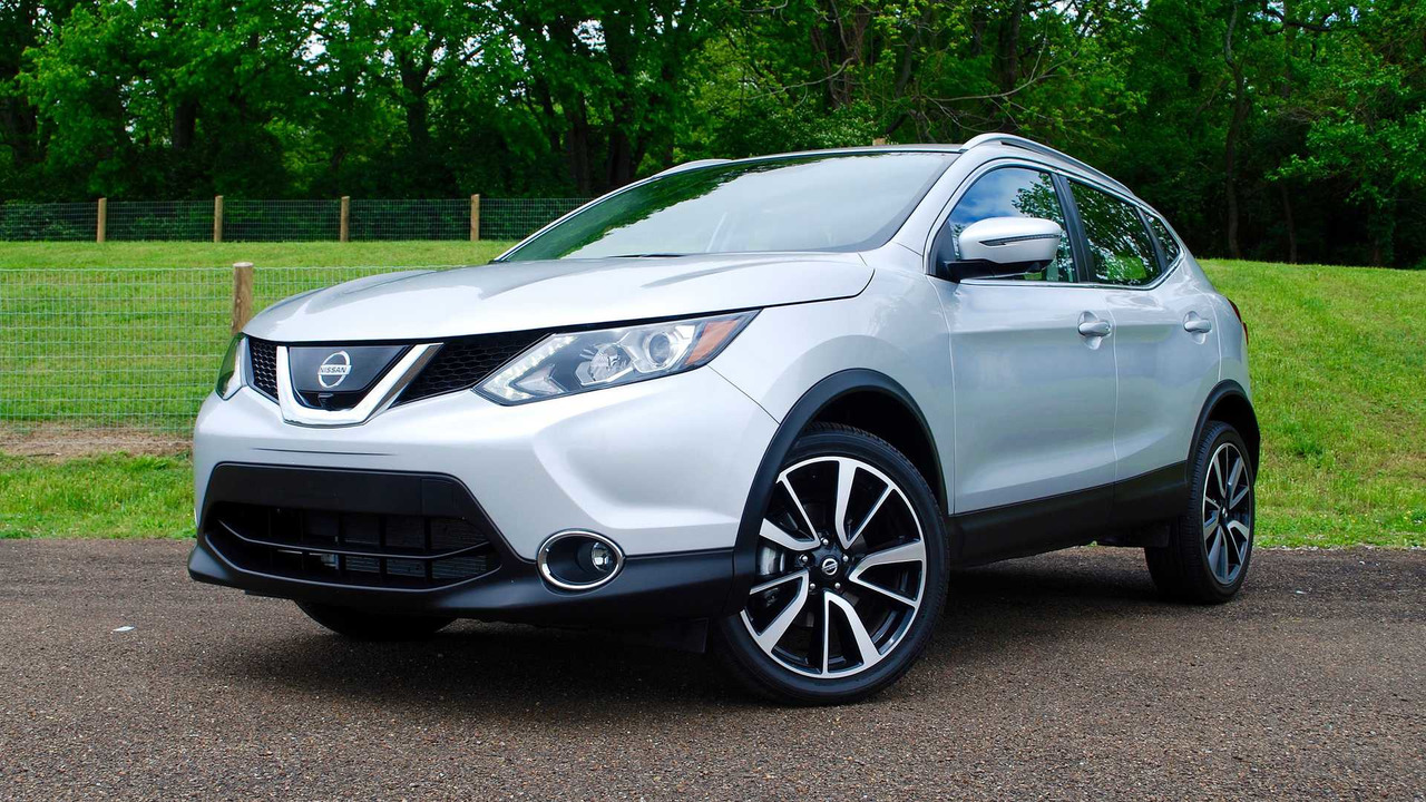 2017 nissan rogue sport first drive milking the cash cow. Black Bedroom Furniture Sets. Home Design Ideas