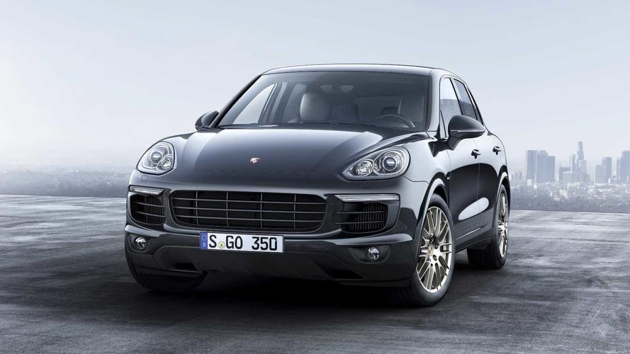 Porsche Cayenne Platinum Edition chega ao país por R$ 389 mil