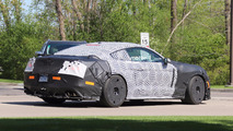 Ford Shelby GT350 GT500 Mustang Spy