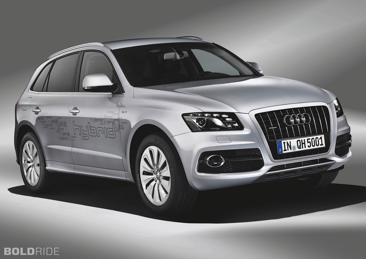 Audi Q5 Hybrid Quattro