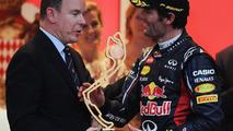 Mark Webber, HRM Prince Albert of Monaco, Monaco Grand Prix, 27.05.2012